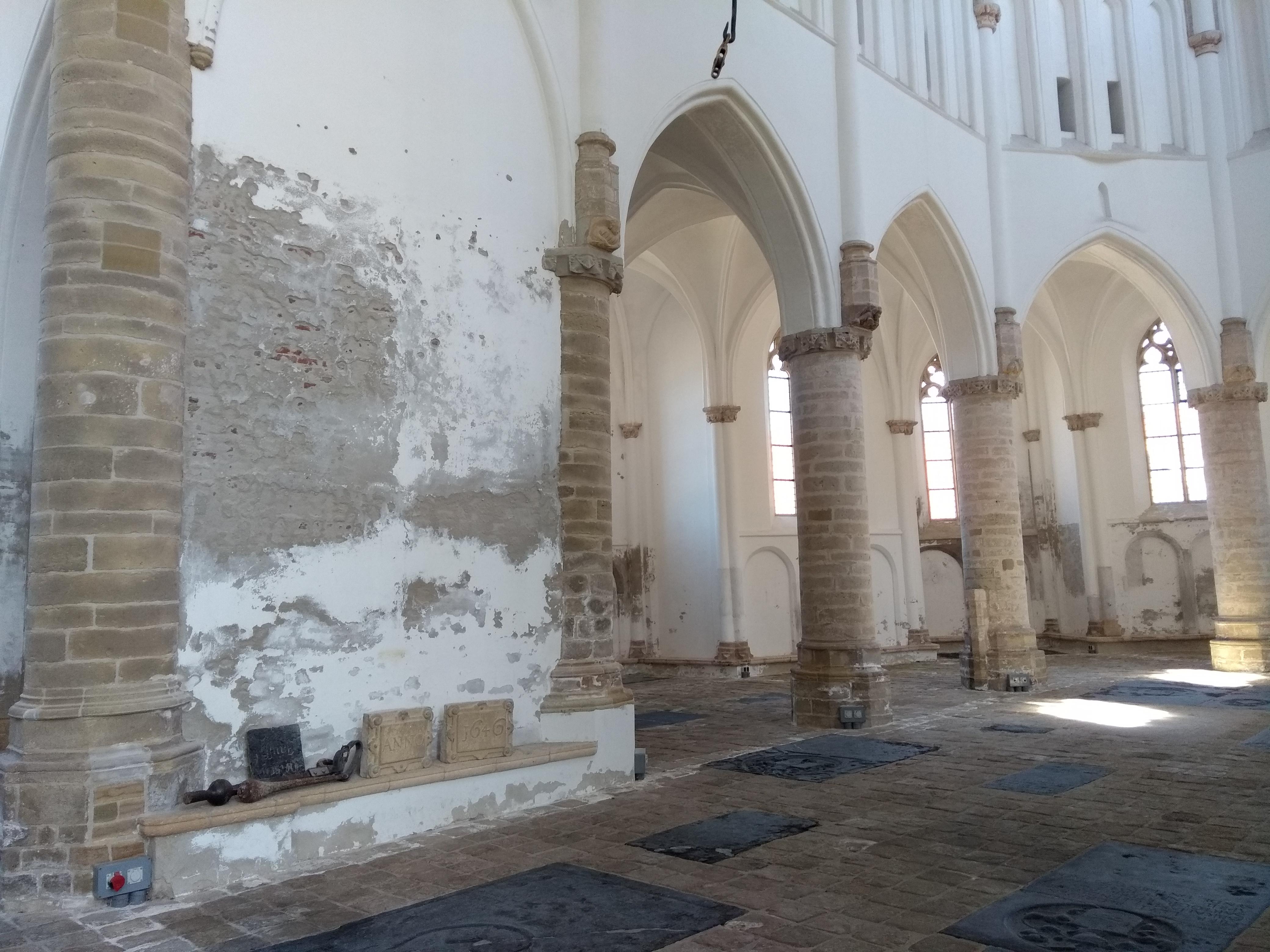 Figure 2: St. Nicholaaskerk in Brouwershaven