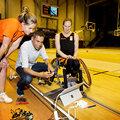 TU Delft helpt Nederlandse rolstoelbasketbalsters met verdedigen Europese titel