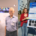 DIAM first and third posterprize winners - Woudschoten Conference 2018