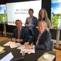 TU Delft and ING in AI for FinTech Lab