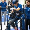 Exoskelet van studenten TU Delft wint internationale Cybathlon