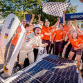Nuon Solar Team opnieuw kampioen zonneracen in Zuid-Afrika