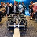 TUDelft Hyperloop team heeft nieuwe capsule Atlas 02 onthuld