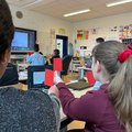 Girls' Day 2021: primary school introduced to BioMechanical Engineering