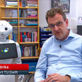 More and more robots are helping children in the hospital