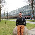 Hoe masterstudent Alberto bijdraagt aan impact