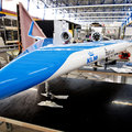TU Delft presenteert schaalmodel en cabine energiezuinige Flying-V