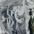 Aerosoldeeltjes koelen het klimaat minder af dan gedacht