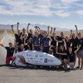 Studenten winnen wereldkampioenschap met hightech ligfiets