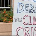 Donderdag 4 maart Climate Action Verkiezingsdebat 2021