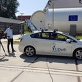 Self driving car can predict behavior of pedestrians