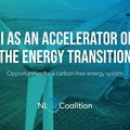 Position paper: AI as an accelerator of the energy transition