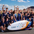 TU Delft and VU Amsterdam students break cycling world speed record with 122.12 km/h