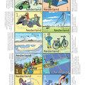 PostNL en TU Delft lanceren Innovatiepostzegels