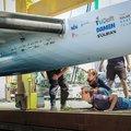 Grote schade aan TU Delft Solar Boat, twee weken voor wereldkampioenschap