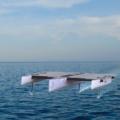 Het TU Delft Solar Boat Team presenteert ontwerp van de eerste Nederlandse zonneboot voor op open zee