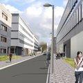 TU Delft Campus living lab voor autonoom rijden