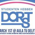 Universiteitsfonds Delft ondersteunt het initiatief 'Studenten Hebben Dorst'