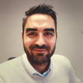 New staff member: Burhan Yildiz