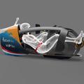 Studenten TU Delft en VU Amsterdam presenteren ontwerp van aerodynamische ligfiets die het wereldrecord snelfietsen moet verbreken