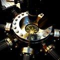 Microchip for room temperature quantum internet