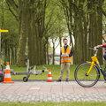Het fietspad als laboratorium