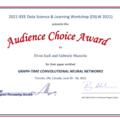 Publication award for Elvin Isufi