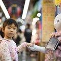 Mens en robot in symbiose leidt tot betere interactie