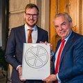 Martijn Hollestelle wins the Gouden RAI Wiel Studentenprijs 2018