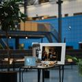 Schilderrobot Bob Rob bekwaamt zich in Delfts Blauw