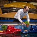 DIMI Stories: Op het water is nog ruimte! door Prof. Rudy Negenborn