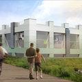 Studenten TU Delft presenteren ontwerp om inefficiënte kantoren te transformeren in appartementen die meer energie produceren dan gebruiken
